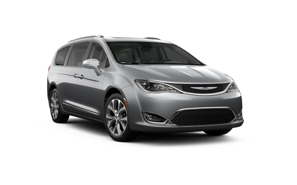 2019 Pacifica Limited
