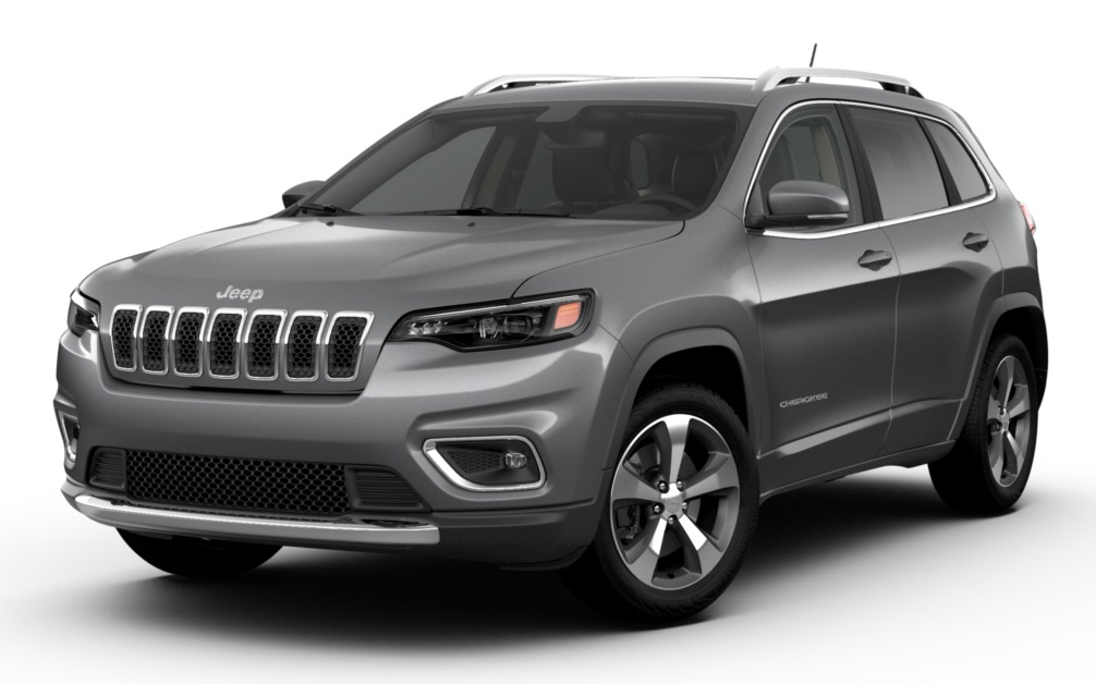 2020 Cherokee Limited FWD